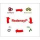 РЕДЕНСИЛ, Redensyl, 4 фактора против ВЫПАДЕНИЯ ВОЛОС, актив для домашней косметики, Швейцария