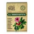 для ИММУНИТЕТА, Полезные ТРАВЫ, комплекс растительных экстрактов, 100% НАТУРАЛЬНО, Пчела и Человек, Алтай, 60 капсул по 450 мг