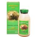 МЕДВЕЖИЙ жир, жир сибирского бурого медведя, натуральный 100%, ИП Белов, Ивановская область, 100 мл