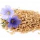 БЕЛЫЙ ЛЁН, экологически чистое семя от фермерского хозяйства, ДИДО, ДАГЕСТАН, 100 грамм