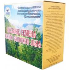 льняное семя, цельные семена льна, белого, золотого, Дидо, Дагестан, 250 гр