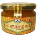 ГОРНЫЙ мёд, 100% натуральный, без добавок, ДОРОГОЙ, ЭКО, КФХ ДИДО, Дагестан, стекло, 330 грамм