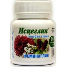 ФЕМИНАЛГИН, красная щётка, боровая матка, голубая глина, Исцеление, Санкт-Петербург, 90 таблеток