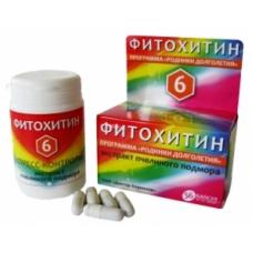 ФИТОХИТИН 6, СТРЕСС контроль, с пчелиным подмором, Доктор Корнилов, 56 капсул по 500 мг