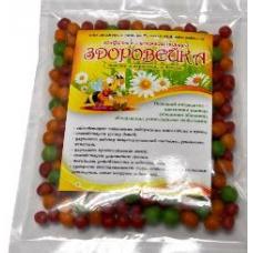 ЗДОРОВЕЙКА, конфеты с пчелиной обножкой, МелМур, 110 гр