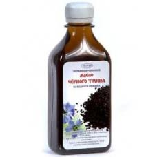 масло ЧЁРНОГО ТМИНА, калинджи, нерафинированное, холодный отжим, семя из ИНДИИ, 265 мл