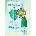 DEZINTOX, Дезинтокс, при гельминтной и грибковой инфекциях, ОЧИЩЕНИЕ и ВОССТАНОВЛЕНИЕ, 4 упаковки на курс, Сашера-Мед, 10 мл