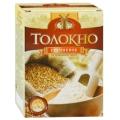 ГРЕЧНЕВОЕ Толокно, подходит СЫРОЕДАМ, из ТОМЛЁНОГО зерна, без термообработки, Ваше здоровье, 250г