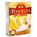 КУКУРУЗНОЕ Толокно, подходит СЫРОЕДАМ, из ТОМЛЁНОГО зерна, без термообработки, Ваше здоровье, 250г