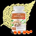 ИММУНОнорм, IMMUNOnorm, противовоспалительное, антибактериальное, противовирусное, Масляный МАТРИКС из лекарственных растений, Сиб-Крук, 400 капсул на 1 курс 40 дней