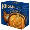 ИМБИРЬ и МЯТА, Кисель овсяно-льняной по-Сибирски с имбирём, БЕЗ КРАХМАЛА, смесь, 100 гр