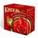 КЛУБНИКА, Кисель овсяно-льняной по-Сибирски с имбирём, БЕЗ КРАХМАЛА, смесь, 100 гр